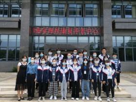 学校2018级社会福利事业管理专业学生前往 长沙市湘民康复养老中心跟岗实习