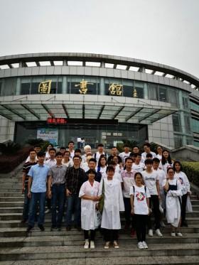 我校精益推拿会赴湖南中医药大学 医学院解剖实验室学习